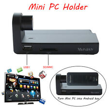 Mini PC Holder For Android Mini PC Make a Tablet Computer Desktop Adapter