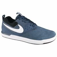 NIKE SB ZOOM EJECTA Suede Leather Trainers Casual Retro - Blue - Various Sizes