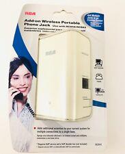 RCA Add-On Wireless Portable Phone Jack RC941