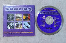 CD AUDIO INT/ VARIOUS S.O.U.N.D.S SONDS OF UNITED NOISES CD PROMO 4391 GUN, GENE