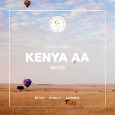 New listing Kenya Aa Gourmet Medium Roast Coffee Beans, Fresh Roasted Daily, 5 - 1 lbs Bags