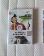 Tiger Woods PGA Tour 10 (Nintendo Wii, 2009, DVD-Box)