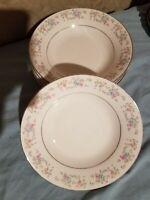 Dynasty Fine China set of 8 soup bowls