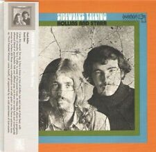 HOLLINS and STARR - SIDEWALKS TALKING OFFBEAT JAZZY POP w/ FOLK PSYCH REMAST CD