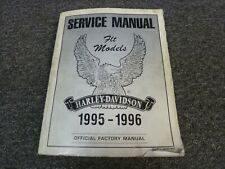 1995-1996 Harley Davidson Electra Glide Ultra Classic Shop Service Repair Manual