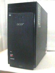 Acer Aspire TC-217 AMD Quad A6-7310 8Gb RAM 1Tb HDD DVD/RW, k/b, mouse, Win 10