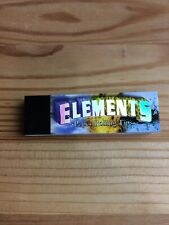 Elements Classic Cotton Rolling Paper Tips 50 Tips Chlorine & Chemical Free