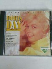 Doris Day-`Que Sera, Sera-20 Original Hits` CD NEW ee1b