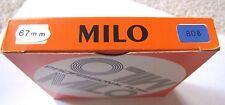 Professional 67mm 80B 80-B 80 B Blue Glass Lens Filter 67 mm Japan MILO