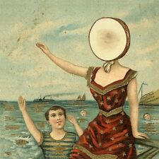 NEUTRAL MILK HOTEL CD - IN THE AEROPLANE OVER THE SEA (1998) - NEW UNOPENED