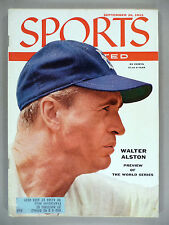 Sports Illustrated - September 26, 1955 -- 1955 World Series preview