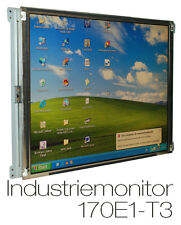 "43cm 17"" TFT EINBAUDISPLAY INDUSTRIE MONITOR DAUERBETRIEB ChiLin ChiMei 170E1-T3"