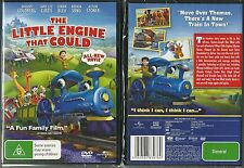 THE LITTLE ENGINE THAT COULD MOVIE WHOOPI GOLDBERG JAMIE LEE CURTIS NEW DVD