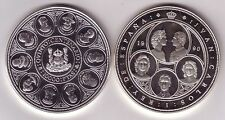 "ESPAÑA: 10000 pesetas 1990 proof ""cincuentin""  II serie V Centenario PERSONAJES"