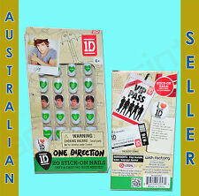 One Direction LIAM - 20 Stick on Nails