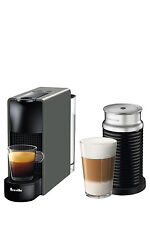 NEW by Breville Essenza Mini & Milk capsule coffee machine - BEC250GRY - Grey