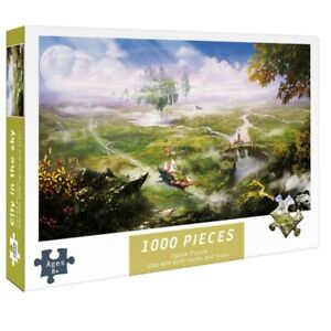 New  Jigsaw Puzzles 1000 Pieces Educational Kids Adults Toy Gift  Learning