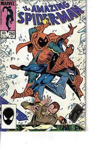 Amazing Spider-Man 260 Hobgoblin VG 1985 Glossy