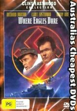 Where Eagles Dare DVD Clint Eastwood