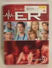 NEW SEALED The Complete Season 9 of ER Television Series  6-Disk DVD Set