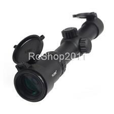 Visionking 1.25-5x26 Rifle Scope IR Hunting 30 mm three-pin German#1 Reticle 223