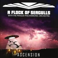 A FLOCK OF SEAGULLS - ASCENSION-ORCHESTRAL VERSIONS OF HITS   CD NEU