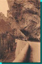 CPA- Gargantas del Tarn - Los macizo rocas en ménsula de a circo de beaumes