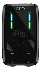 IK iRig Pro Duo Audio Profesional Multimedia & Interfaz Midi Para Iphone Ipad