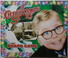 Board Game A Christmas Story Trivia Movie Reel Games Ages 8 & Up Lightly Used