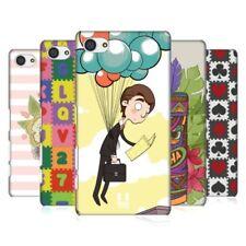 Fundas Head Case Designs Para Sony Xperia Z5 para teléfonos móviles y PDAs