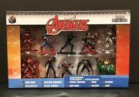 Marvel Avengers Nano Metalfigs~10 Pack 100% Die-Cast Figures W/ Exclusives!!