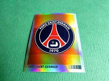 N°365 BADGE ECUSSON PARIS SAINT-GERMAIN PSG PANINI FOOT 2009 FOOTBALL 2008-2009