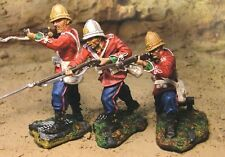 The Collectors Showcase Zulu War Cs00326 British 24Th Regiment Firing Set