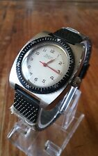 Rare Vintage Zodiac Autographic Skin Diver 200m Cal AS 1361 Automatic Watch