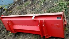 "New KUBOTA L2264 72"" TRACTOR FRONT END LOADER BUCKET"