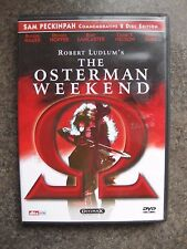 THE OSTERMAN WEEKEND  DVD COMMEMORATIVE 2 DISC EDITION