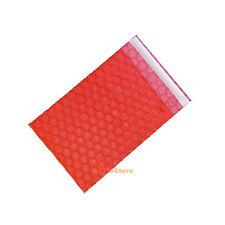 "100 Anti Static Plastic Cushioning Envelopes Bubble Bags 3"" x 5""_80 x 130+25mm"