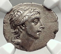 Ariobarzanes III Authentic Ancient Silver Greek CAPPADOCIA King Coin NGC i72935