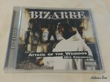 RARE SEALED BIZARRE ATTACK OF THE WEIRDOS 20TH ANNIVERSARY CD MNE TWIZTID