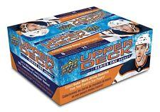 2020 2021 Upper Deck Hockey Series 1 Factory Sealed Retail Box of 24 Packs 20 21