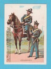 FRENCH  ADVERTISING  -  DUROYON  &  RAMETTE  -   ADVERTISING  CARD