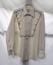 H Bar C California RanchWear Rockabilly Western Shirt