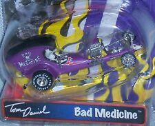 TOY ZONE TOM DANIEL Bad Medicine Hot Show Rod Iron Legends 1/43 Scale NEW
