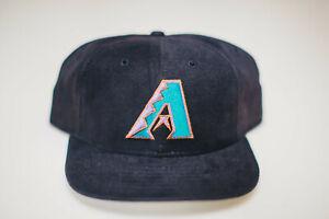 Arizona Diamondbacks MLB New Era brushed cotton new Vintage snapback NWOT