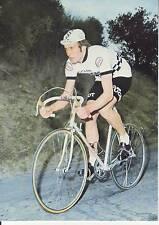CYCLISME carte cycliste JEAN TOSO équipe PEUGEOT ESSO  MICHELIN 1978