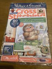 The World of Cross Stitching Magazine 300 Dec 2020 Bonus Chart Calendar