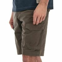 Men's Timberland Webster Lake Stretch Twill Cargo Shorts in Green