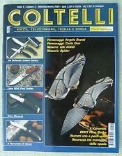 Rivista ''COLTELLI'' anno 4 - numero 2 (febbraio/marzo 2004)