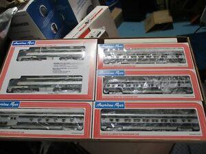 American Flyer LTI 6-49601 Missouri Pacific Pass set (3/29/21)