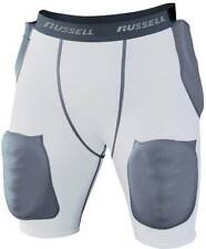 Russell 5-Piece Integrated Youth Football Girdle, New